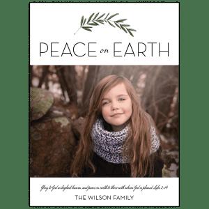Peace on Earth Christmas