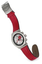 Swatch Red Storming