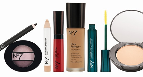 Noua colecţie de make-up Boots No7