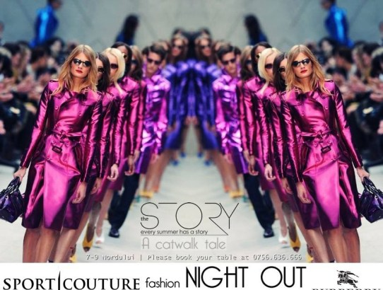 Burberry Fashion Night Out