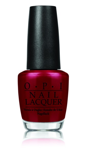 OPI All I Want For Christmas Is