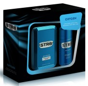 STR8 Oxygen After Shave Lotion & Deo