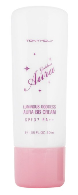 Tony Moly BB Cream Luminous Godess Aura 30 ml