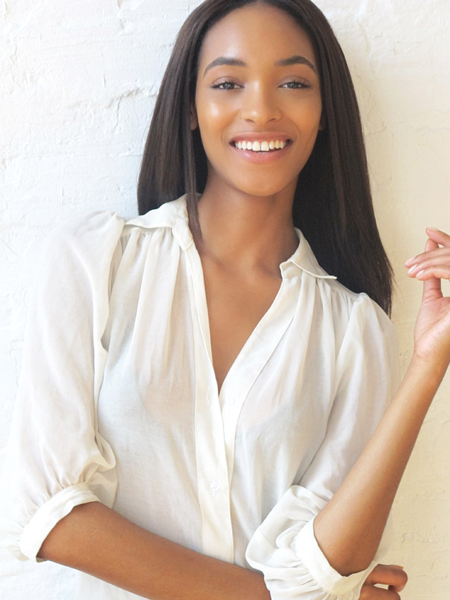Maybelline New York_Jourdan Dunn
