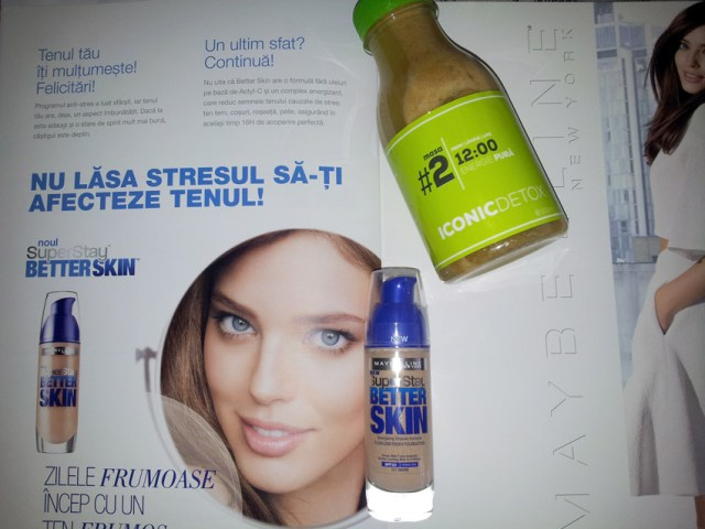 Maybelline NY SuperStay Better Skin & Iconic Health