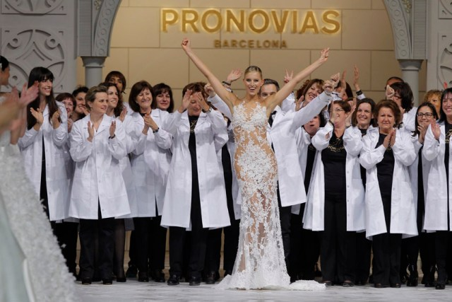 Pronovias Fashion Show 2015