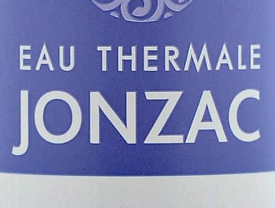 Apă termală Jonzac: spray & refresh
