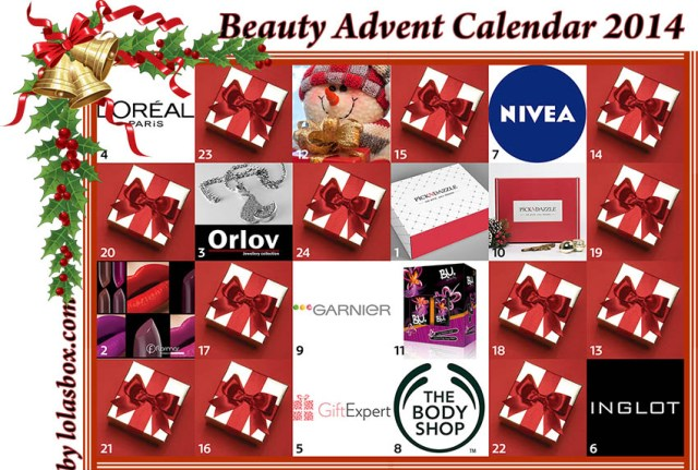 Beauty Advent Calendar, day 11