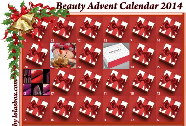 Beauty Advent Calendar, day 2