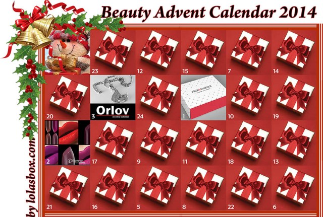 Beauty Christmas Advent, day 3