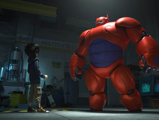 Big Hero 6 - recomandare de week-end