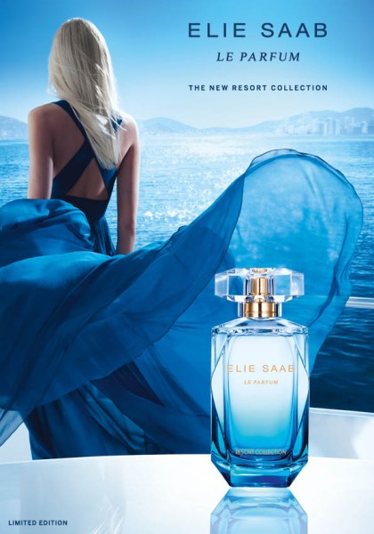 ELIE SAAB Le Parfum, Resort Collection