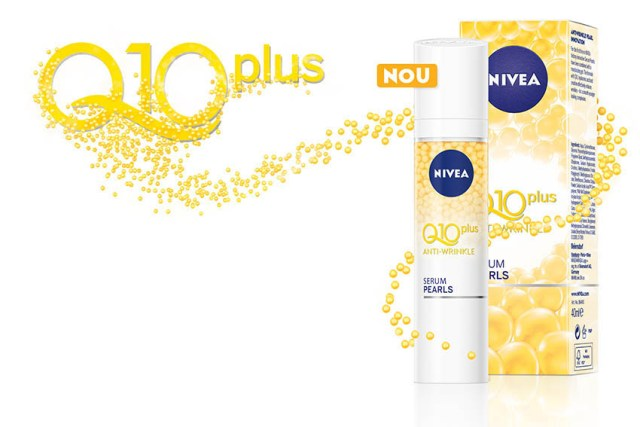 NIVEA Q10 Serum Pearls, John Lemon Tribute