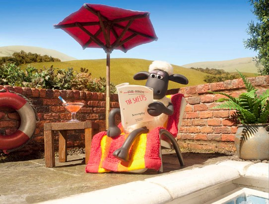 Recomandare de week-end: Shaun The Sheep