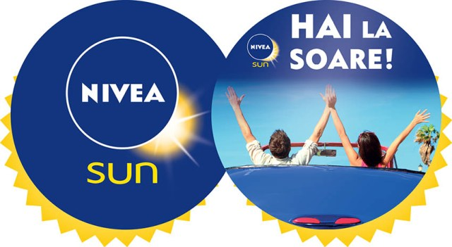 NIVEA Sun Protect & Bronze, visual