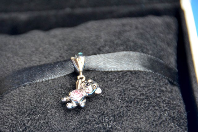 Glamulet, Dream Balloon Bear Dangle Charm