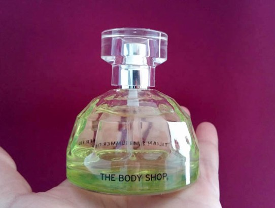 The Body Shop - Italian Summer Fig