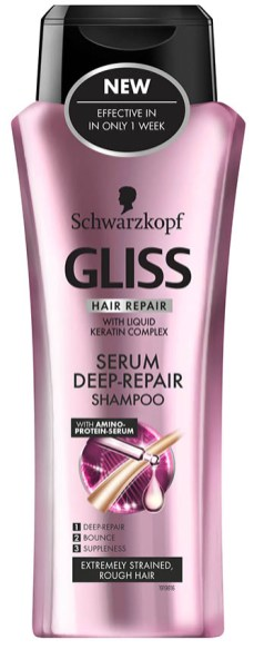 GLISS Serum Deep Repair, şampon