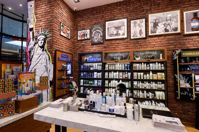 Kiehl's magazin Băneasa SHopping City