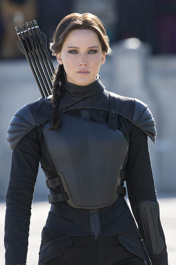 The Hunger Games: Mockingjay - Part 2, Katniss Everdeen