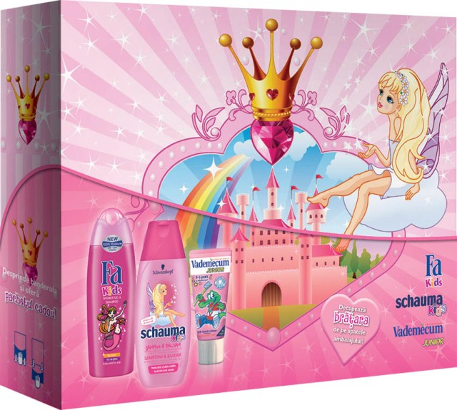 Henkel Beauty Care, cadou Kids Girls