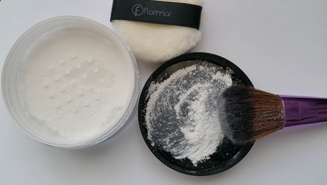 Flormar Invisible Loose Powder