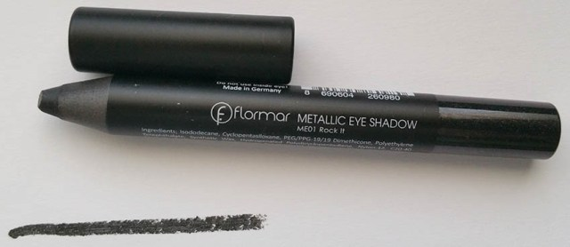 Flormar Metallic Eye Shadow ME01 Rock It