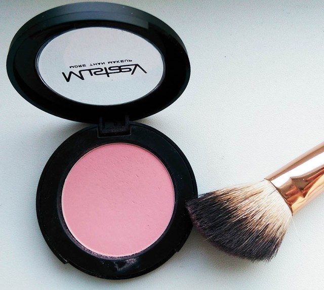 MustaeV Cheeky Chic Blush, Floral Glow