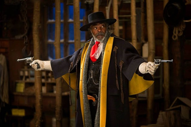 The Hateful Eight, Samuel L. Jackson 2