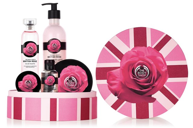 TBS British Rose, Deluxe Collection