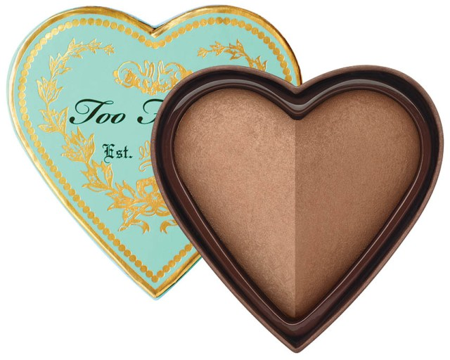 Too Faced Sweethearts Blush, Bronzer Sweet Tea