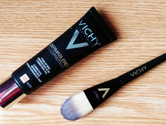 Tried & tested: Vichy Dermablend Corector 3D