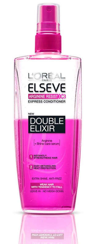 L'Oreal Paris Elseve Arginine Resist X3, spray bifazic