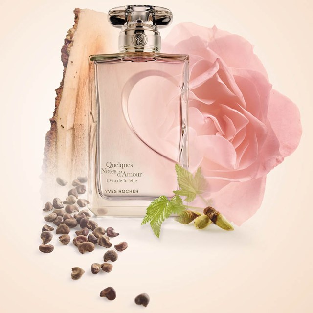 Yves Rocher Quelques Notes D'amour, eau de toilette