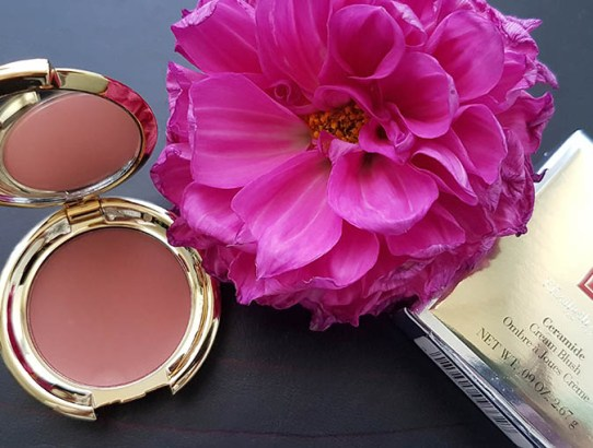 Elizabeth Arden Week: Ceramide Cream Blush #3 Honey