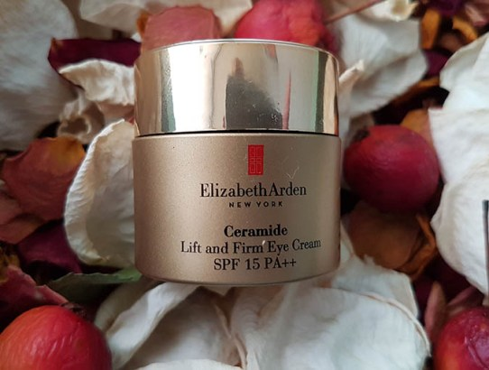 Elizabeth Arden Week: Ceramide Lift and Firm Eye Cream