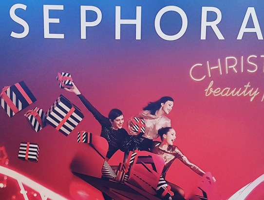 Sephora Christmas Beauty Park - colecţiile exclusive