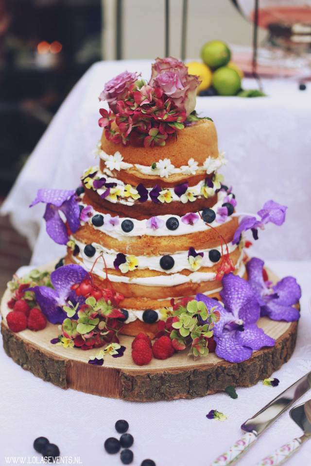 Bruidstaart