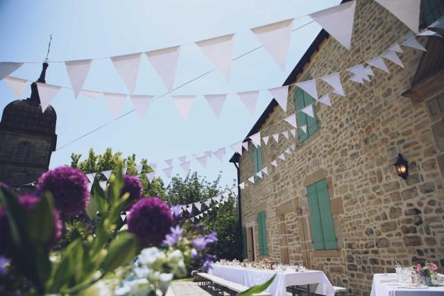 Bruiloft in Frankrijk