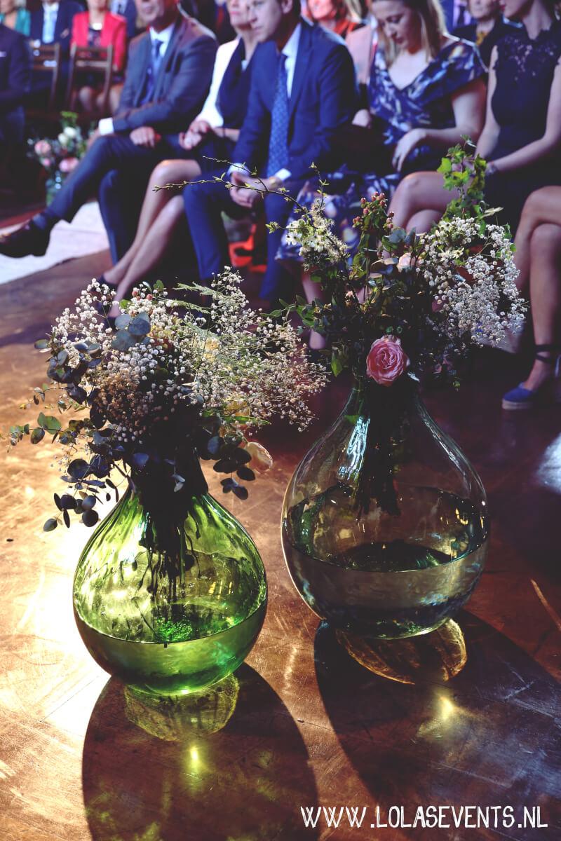 bloemwerk bruiloft