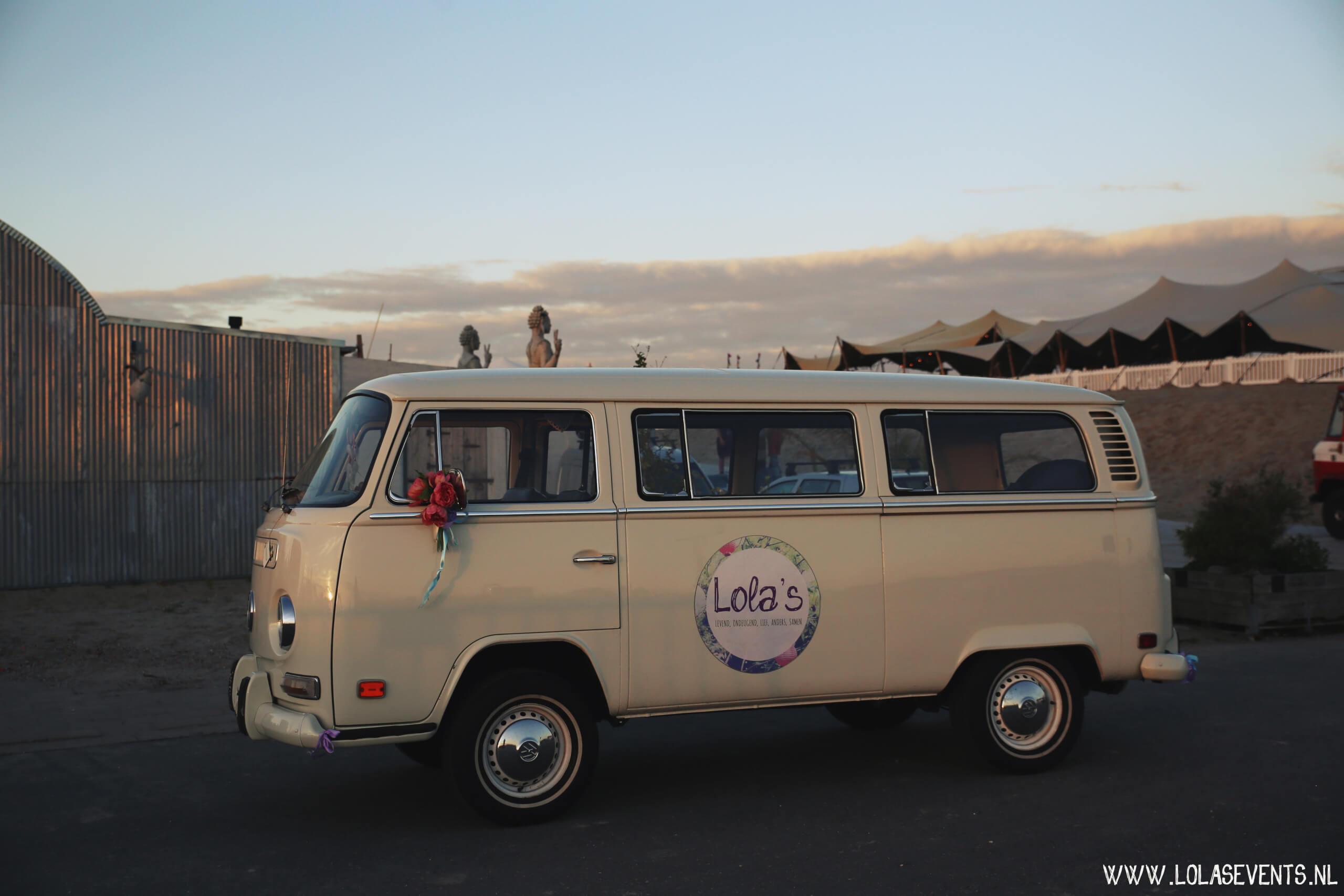 Lola's Volkswagen T2