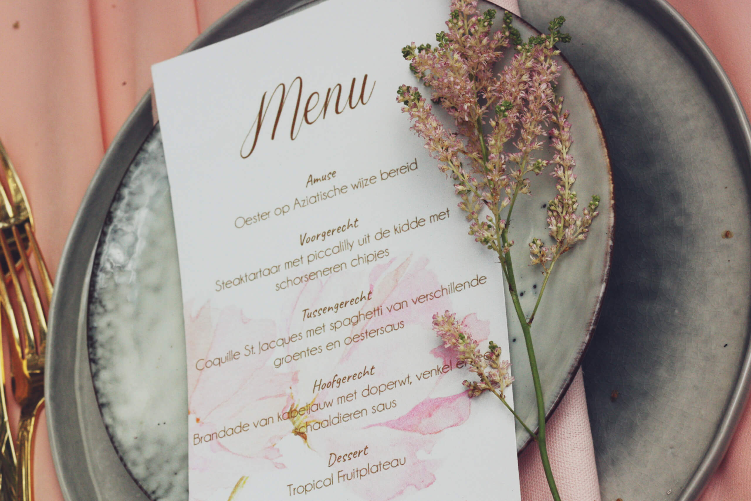 dirty thirty menu