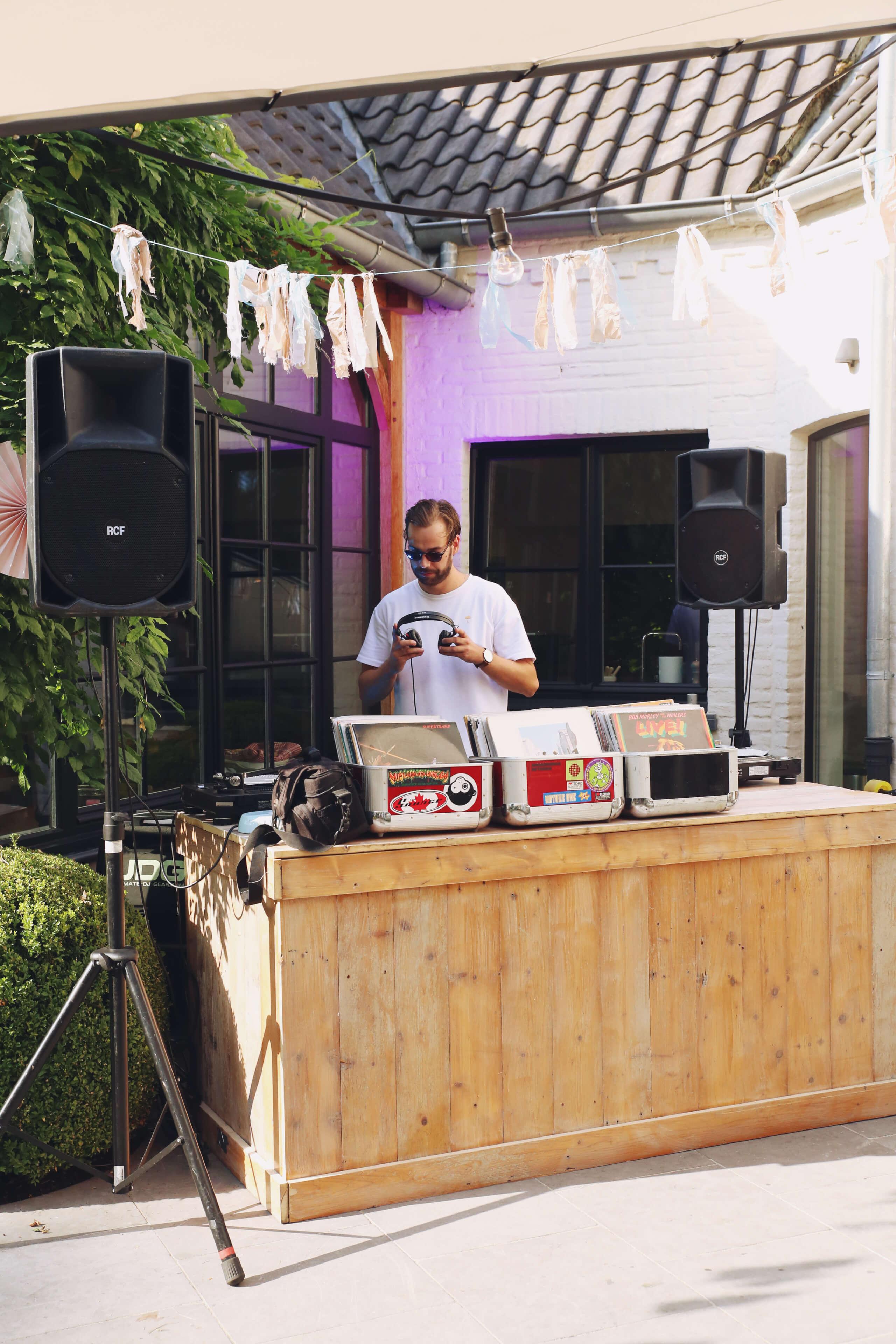 DJ Erik Lourenssen