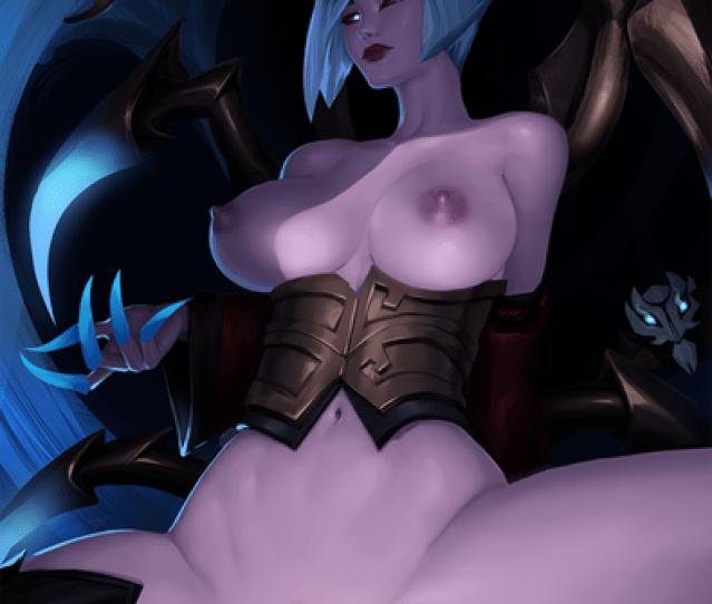 Elise League Of Legends Lol Porn 3712888 Png