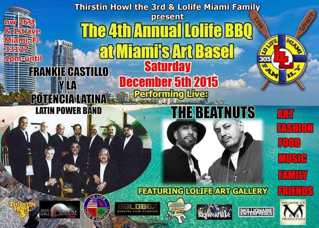 Lo Life Miami Family Events
