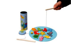 Fishing Game in Tin