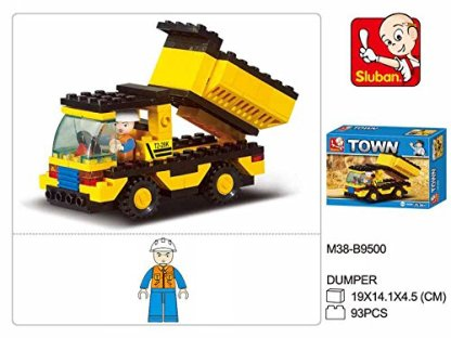 Heavy Engineering Dump Truck