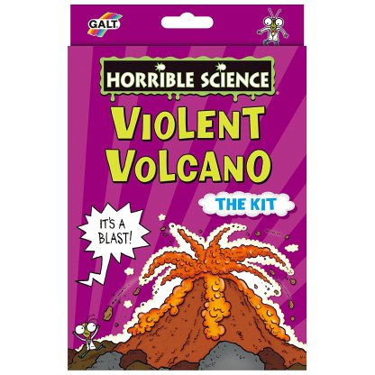 Violent Volcano
