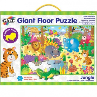 Giant Floor Puzzle - Jungle