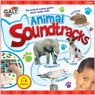 Animal Soundtracks